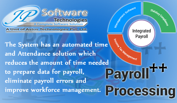 Payroll Management System Software