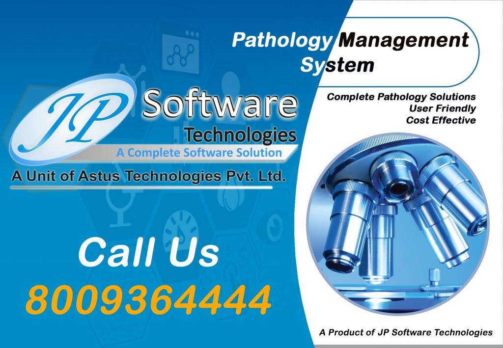 Pathology Management System Software