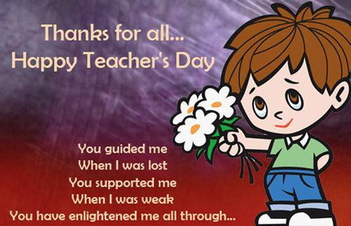 Happy Teacher's Day JP Software Technologies